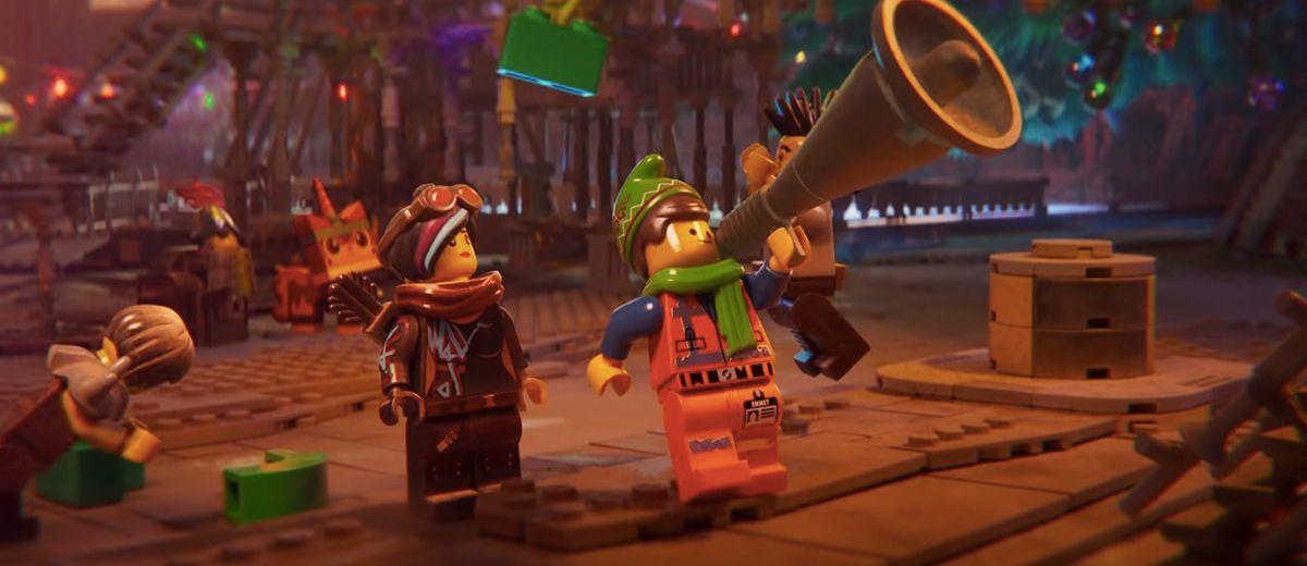 LA LEGO PELÍCULA 2 estrena un corto navideño
