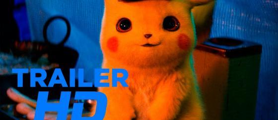 Detective Pikachu Tráiler HD