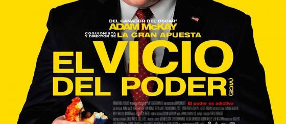 Póster de EL VICIO DEL PODER