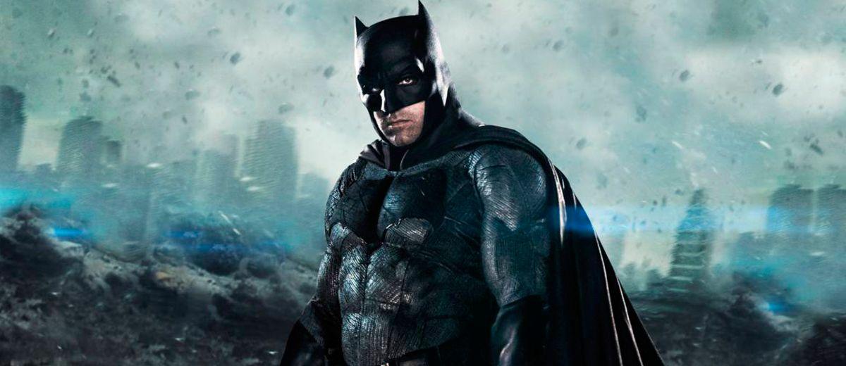 Ben Affleck confirma que no será Batman