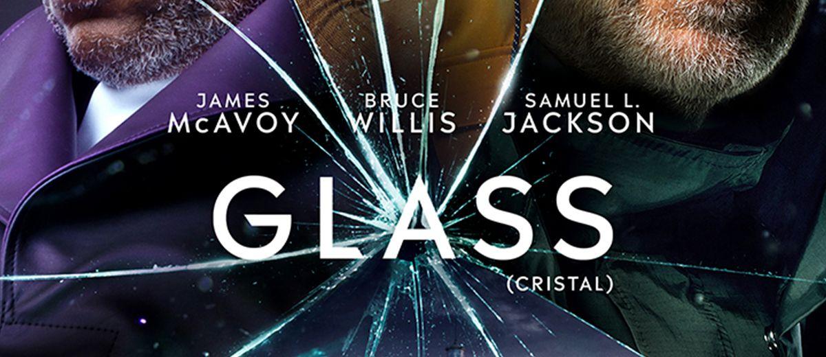 Póster de Glass (Cristal)