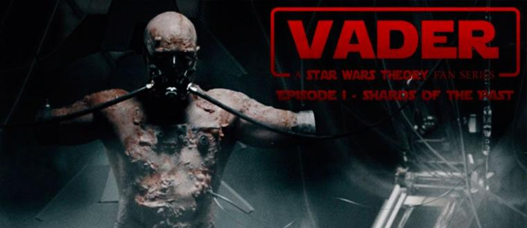 Fan Film de Star Wars; VADER: SHARDS OF THE PAST