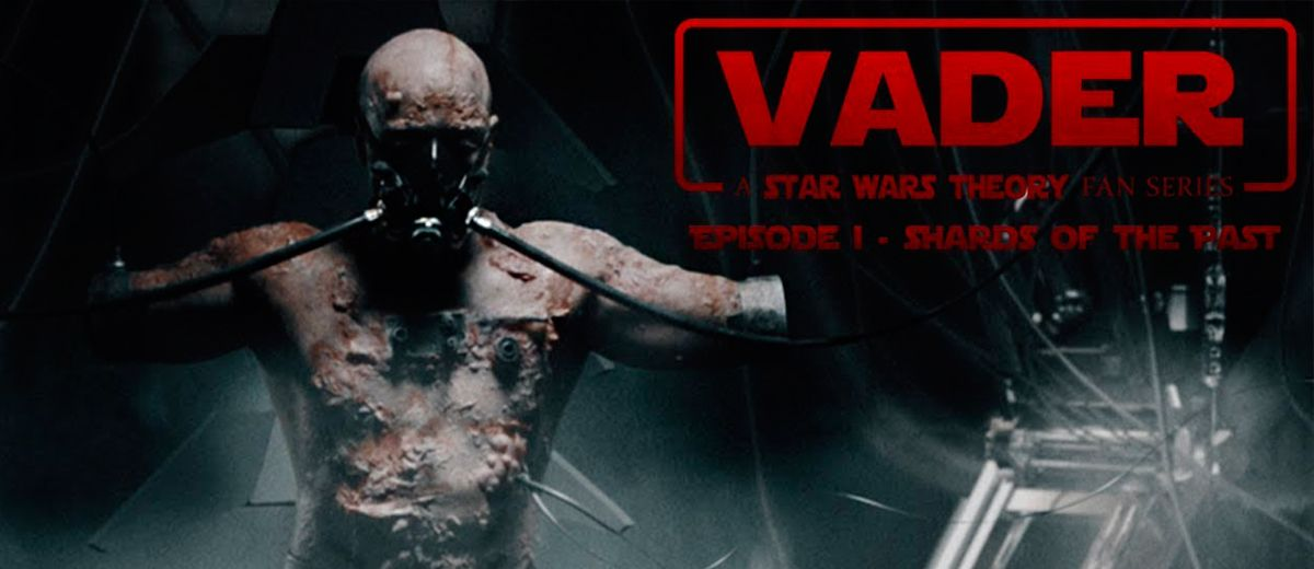 Fan Film de Star Wars; VADER: SHARDS OF THE PAST