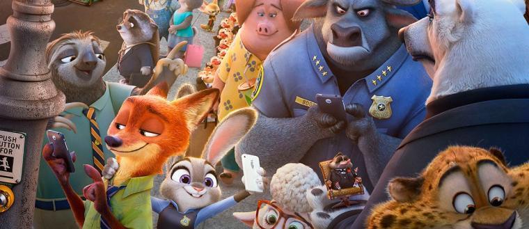 Disney Animation prepara dos películas más de ZOOTRÓPOLIS