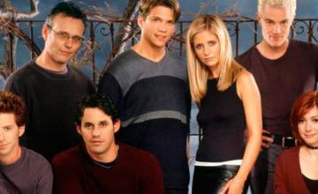 El elenco de Buffy cazavampiros y Angel reunidos de nuevo