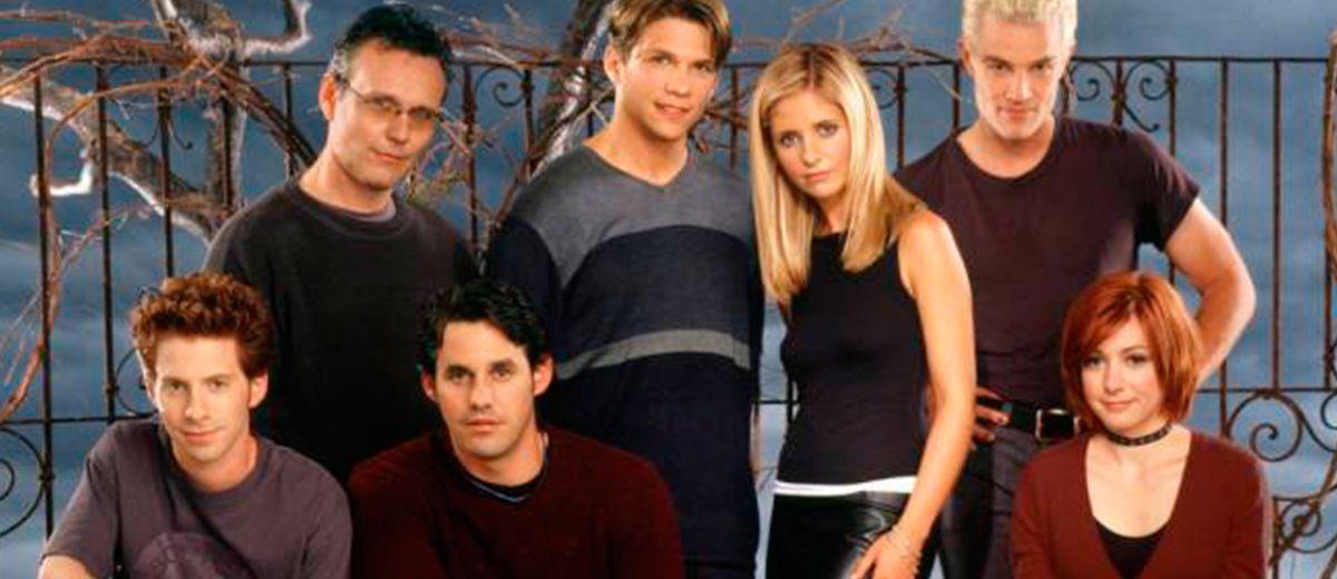 El elenco de Buffy cazavampiros y Angel reunidos de nuevo ...