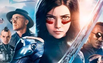 James Cameron habla sobre las secuelas de Alita: Ángel de combate