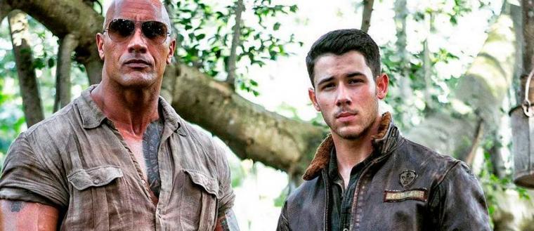 Nick Jonas regresará para la secuela de JUMANJI
