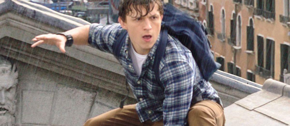 Primera imagen de Spider-Man: lejos de casa