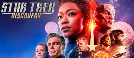 STAR TREK: DISCOVERY tendrá una tercera temporada