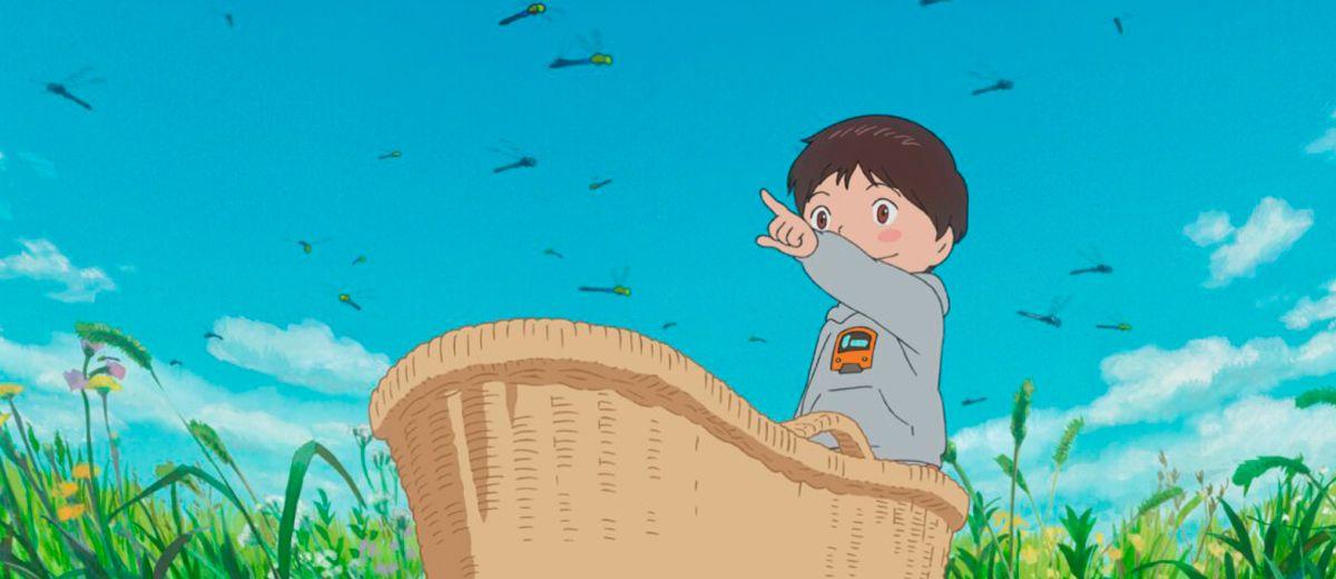 Todo sobre la cinta animada de Mamoru Hosoda; Mirai, mi hermana pequeña