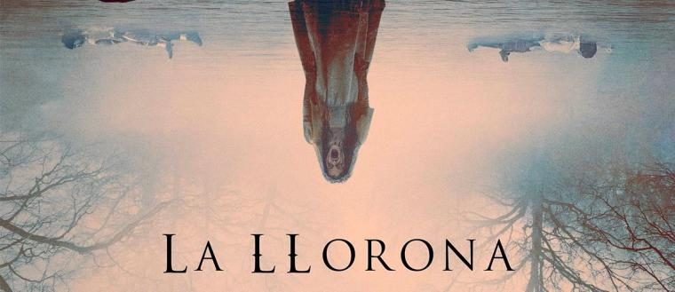 Póster teaser de La Llorona