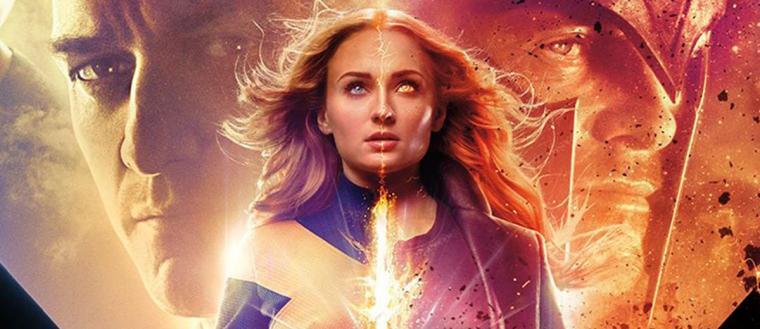 Nuevo póster de X-Men: Fénix Oscura