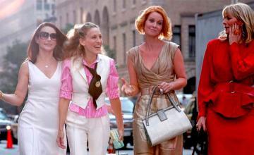 Paramount TV prepara una serie de IS THERE STILL SEX IN THE CITY?