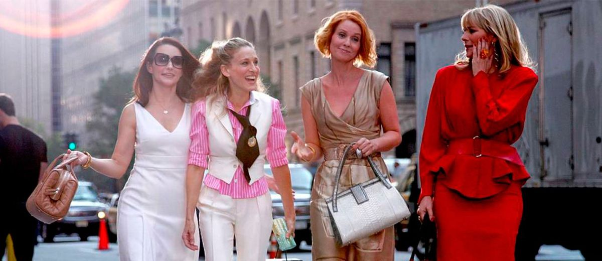Paramount TV prepara una serie de IS THERE STILL SEX IN THE CITY?