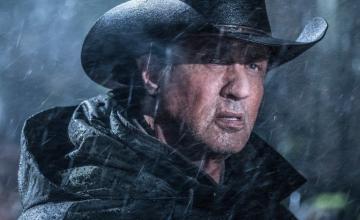 Stallone detrás de las cámaras de Rambo 5: Last Blood