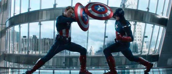 ¿Como se creó la batalla entre Capitanes America en Endgame?