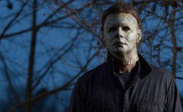 Michael Myers calienta para sus próximas películas