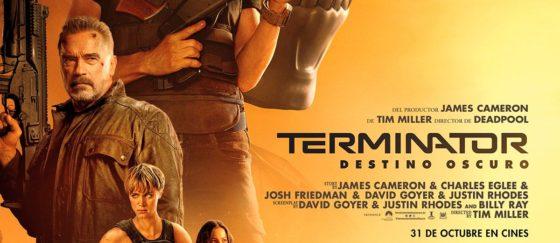 TERMINATOR: DESTINO OSCURO póster final