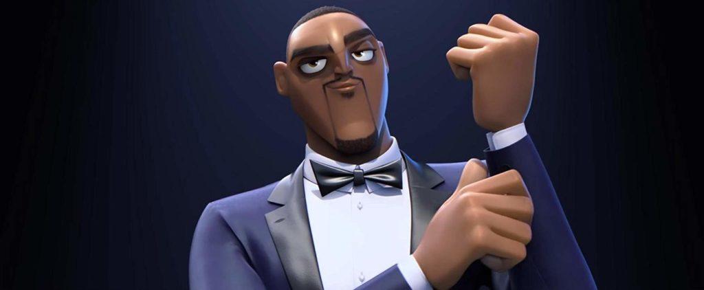 Lance Sterling Espías con disfraz