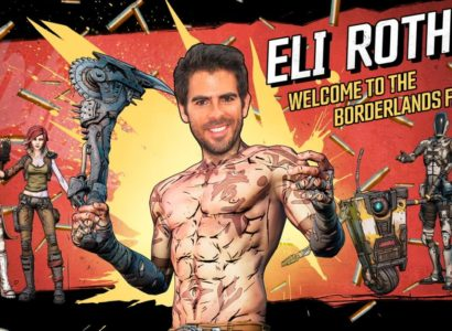 Eli Roth director de Borderlands