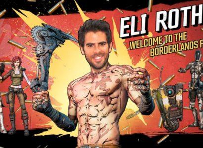 Eli Roth director de Borderlands