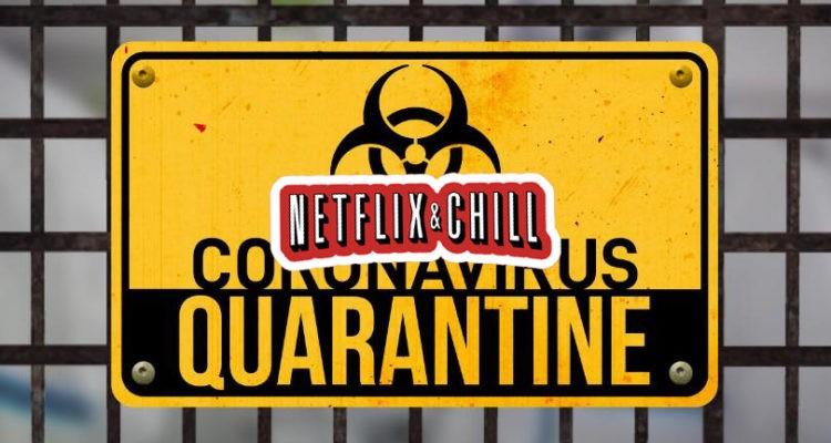 coronavirus top 5 netflix