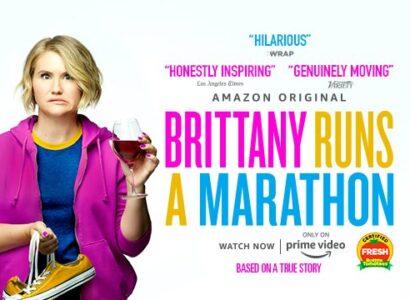 brittany corre una maraton