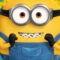 Póster teaser de Minion: El origen de Gru